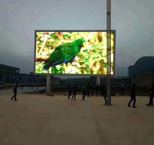 Big TV Led Screen Board