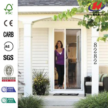 Brisa Sandstone Standard Height Retractable Screen Door