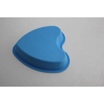 New Design Silicone Bakeware Heart Shape