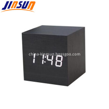 Smart Desk Clock With Led Display