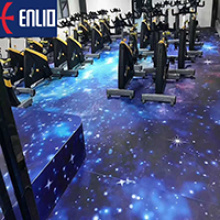 Sols sportifs en PVC multi-usage Enlio Gym Room