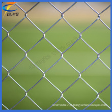 Galvanizado Chain Link Chain Link Mesh (fábrica)