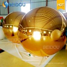 Christamas украшения декоративные зеркала воздушные шары Disco надувные зеркала мяч