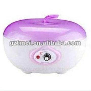 Portable cera mais quente parafina aquecedor depilação epilator máquina