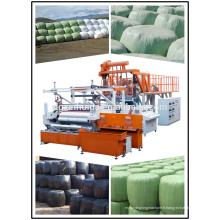 Machine à fabriquer du film d'ensilage d'herbe en Chine