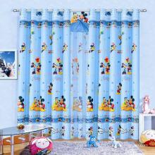 cartoon window curtain / kids curtains/kids shower curtains