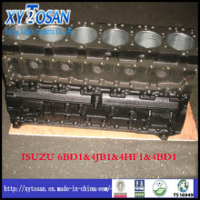 Bonne qualité 4bd1 / 4bd1t V8 Diesel Engine Cylinder Block pour Isuzu