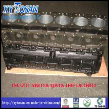 De Boa Qualidade 4bd1 / 4bd1t V8 bloco de cilindro do motor diesel para Isuzu