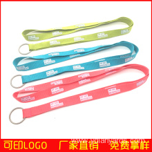 Company Logo Printed lanyards Silk Screen