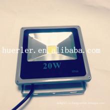 Новый продукт для 2014 220v 240v ip66 20 ватт светодиодный прожектор 1500lm