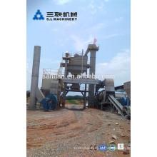 LB1000 nueva planta mezcladora de asfalto para la venta en China