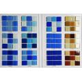 Blue Swimming Pool Tile Chinese Chiap Mosaic