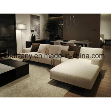 Modern Style Living Room Fabric Sofa Set (D-79)