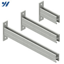 Metal Strut Galvanized Slotted Channel Brackets