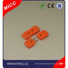 miniature thermocouple connectors