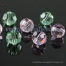 32 konfrontiert Crystal Roundelle Schmuck Kristall-Perlen