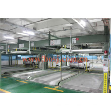 Safety Parking Management System Bottom Plate Roll Forming Machine Indonesia