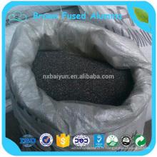 Alumine fondue marron pour les outils de polissage fins de disque abrasif