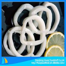 Preço do anel de lula fresco congelados frutos do mar