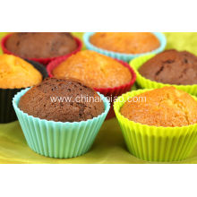 Customized for Silicone Baking Pan Silicone Cake Mold Muffin Cupcake Mould export to Italy Importers