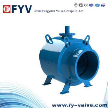 API6d Fully Welded Ball Valve for Pipelines
