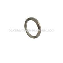 Moda de alta calidad de metal de 30 mm de diámetro del anillo partido