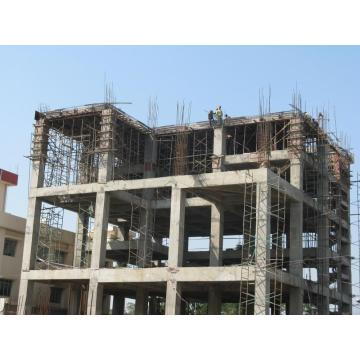 Various Type Continuous Beam Formwork Construction
