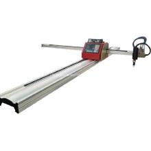 Machine de découpe de métal en aluminium cnc