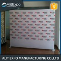 Quick tension fabric backdrop photo booth banner frame