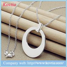 Ожерелье из серебра 925 пробы
