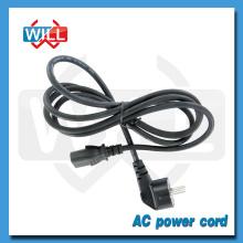 VDE cable de cable de alimentación de la computadora para la impresora