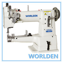 Wd-335 (worlden) Single Needle Unison Feed Cylinder Bed Sewing Machine