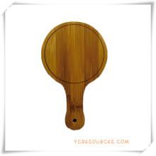 Planche à découper de planche à découper en bambou pour les cadeaux promotionnels (HA88010)
