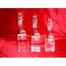 Transparent Acrylic Watch Display Set (A4)