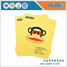 Printed Logo Microfiber Cleaning Cloth for Screen