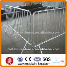 metal event crowd control barriers