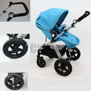 New Colorful Wholesale Air Tire Child Stroller Baby Stroller For Sale