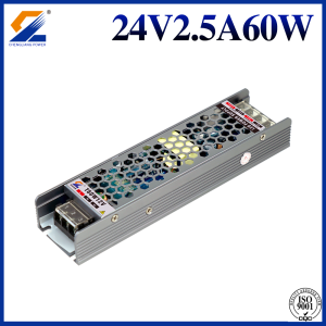 24V Triac 0-10V Dimmer 60W LED-drivrutin