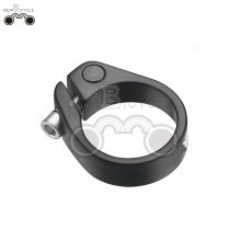 25.4mm quick release Alloy Seat Clamp for Bicycle
