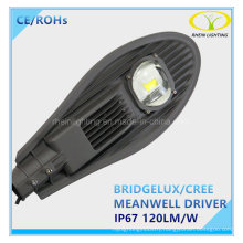 Bridgelux LED 50W LED Road Light with 5 Years Warranty