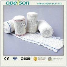 Креп-повязка (медицинский эластичный креп или повязка из хлопка)