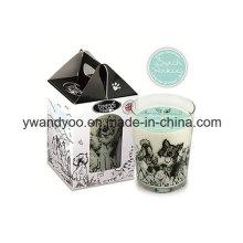 Luxo Scented Soy Wax Candles como presente