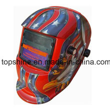Face CE Safety Protective PP Professional Standard Chemical Welding Mask
