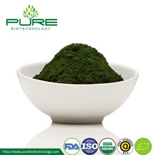 Certified Organic spirulina / chlorella extract powder