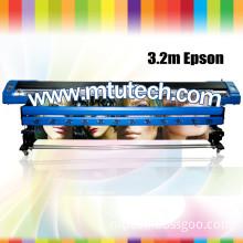 Digital Printing Machine Eco Solvent Printer 1.8m and 3.2m Optional