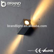 Fabricante de pared montado arriba y abajo de la luz LED, arriba y abajo de la luz de pared LED