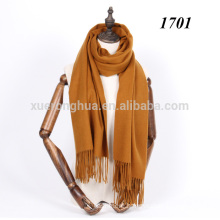 Inner mongolia custom wool scarf manufacturer