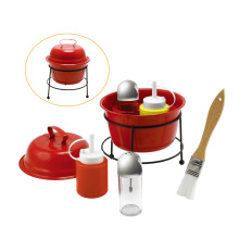 christmas sales mini condiment salt and pepper set