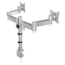 "Desktop LCD Mount Cantilever 2-Monitor 10-24"" (LCD 5002B)"