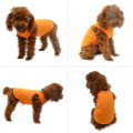Puppy Dog Clothes Blank T-Shirt Tee Shirts